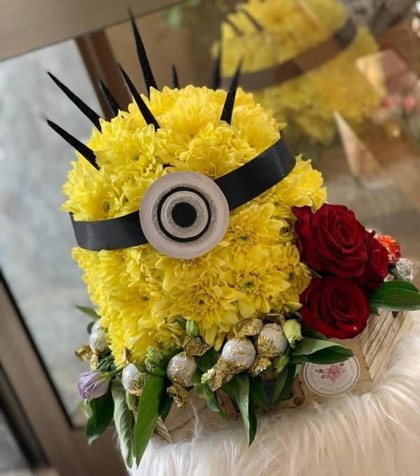 Fancy Minion