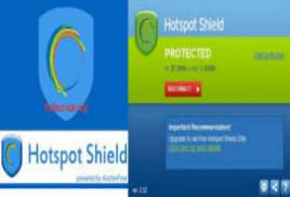 Hotspot Shield 8.7.1 Crack Only Download Free