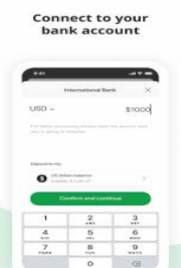 Crypto App for Bitstamp