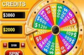 Play wheel of fortune game free online