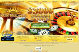 Sun palace casino welcome bonus 2020