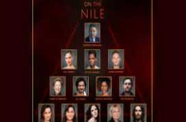 Death on the Nile 2020