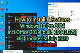 Windows 10 Pro 19H2 X64 incl Office 2019 pt-BR NOV 2019 {Gen2}
