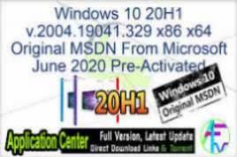 Windows 10 X86 19H2 10in1 OEM ESD en-US DEC 2019 {Gen2}