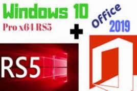 Windows 10 Pro X64 RS5 incl Office 2019 es-ES MAY 2019 {Gen2}