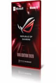 Windows 10 ROG EDITION 7 (x64) Permanently Activated 2020 -