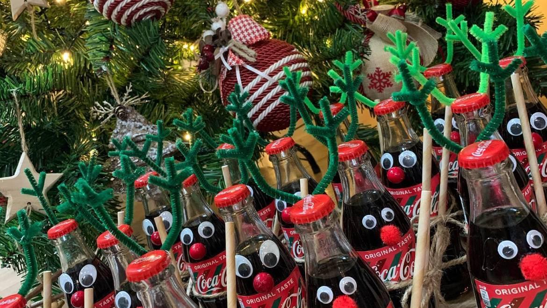 Кока Кола Новогодишни и Божиќни Идеи!!!