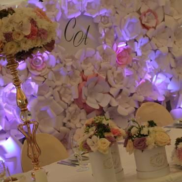 Величествена Свадбена Декорација и Организација!!!