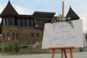 Спектакуларна Свадба во Шато Камник!!!