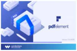 Wondershare PDFelement Pro 10