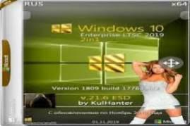 Windows 10 X64 Enterprise LTSC 2019 en-US NOV 2020 {Gen2}