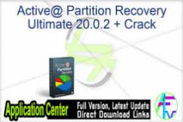 Partition Recovery Ultimate 20